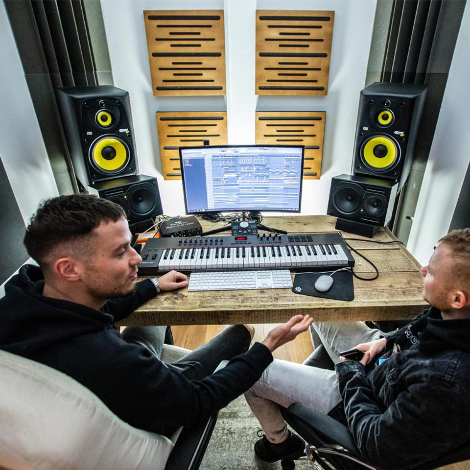 producer cursus boven